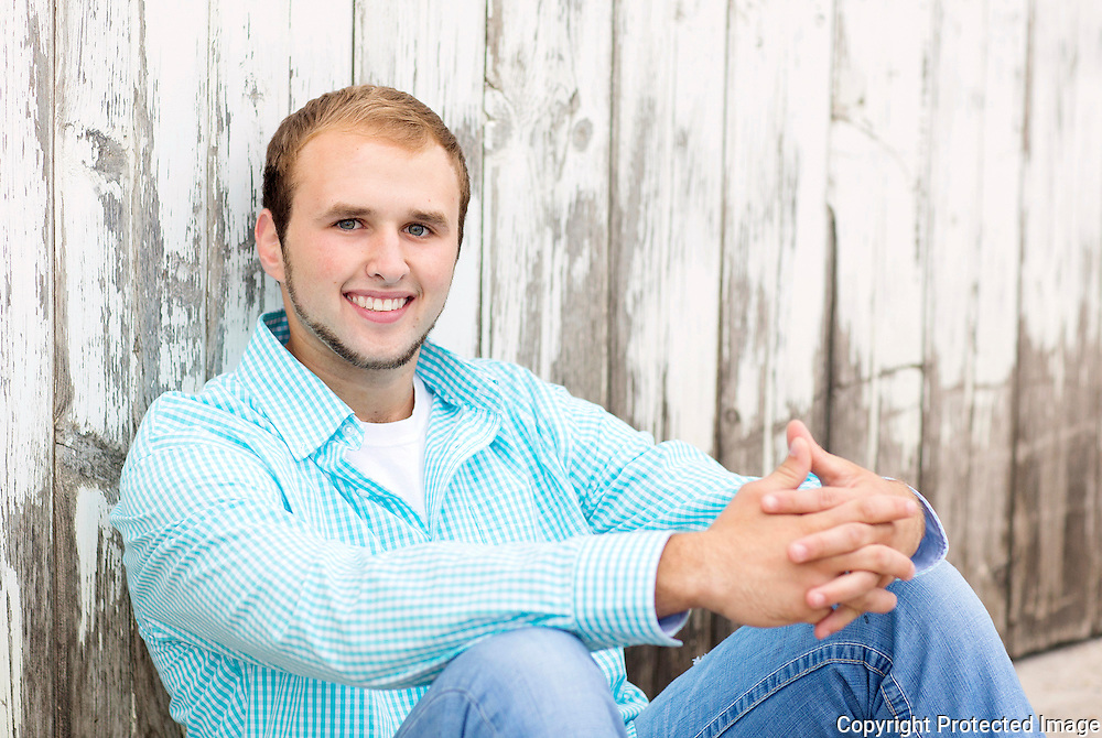 Marshfield, Wisconsin Senior Portraits
