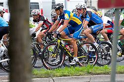 Peloton at UCI amateur Road World Championship 2014 on August 31, 2014 in BTC City, Ljubljana, Slovenia. Photo by Matic Klansek Velej / Sportida.com