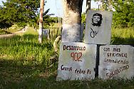 Che in San José de las Lajas, Mayabeque, Cuba.