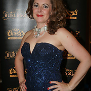 Yippeeikay preforms at the London Burlesque Festival - The Crown Jewels at Conway Hall on 19th May 2017, UK. by See Li