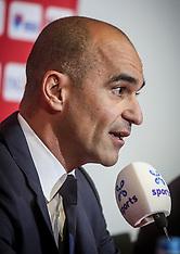 Belgium Head Coach Press Conference - 05 October 2018