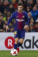 Barcelona v RCD Espanyol - 25 Jan 2018