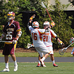 Staff photos by Tom Kelly IV<br /> Avon Grove was defeated by Penncrest by a score of 12 - 7 in the boys PIAA State lacrosse Championship game Saturday June 7, 2014 at Hersheypark Stadium.