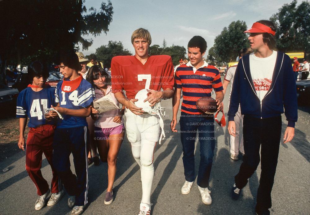 John Elway, Stanford University, 1979-1982