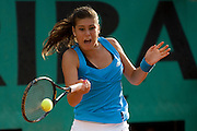 Paris, France. June 1st 2009. .Roland Garros - Tennis French Open..Sorana Cirstea against Jelena Jankovic