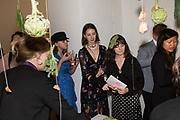 INES NETO DOS SANTOS,'S URBAN WILDERNESS 2018, IMMERSIVE FOOD INSTALLATION, Art Night Party, Phillips de Pury. 24 May 2018