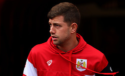 Frank Fielding of Bristol City - Mandatory by-line: Robbie Stephenson/JMP - 28/10/2017 - FOOTBALL - Stadium of Light - Sunderland, England - Sunderland v Bristol City - Sky Bet Championship