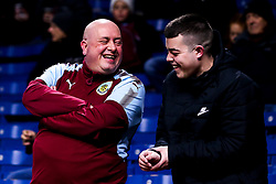 Burnley fans share a joke ahead of their side's Premier League fixture against Newcastle United - Mandatory by-line: Robbie Stephenson/JMP - 26/11/2018 - FOOTBALL - Turf Moor - Burnley, England - Burnley v Newcastle United - Premier League