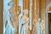 Prunkräume, Albertina, Wien, Österreich.Verwendung nur redaktionell  |.state room, Albertina, Vienna, Austria