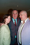 AMANDA BRIONY; MICHAEL BARRYMORE; ANDREW BROWN, Book launch party for the paperback of Nicky Haslam's book 'Sheer Opulence', at The Westbury Hotel. London. 21 April 2010 *** Local Caption *** -DO NOT ARCHIVE-© Copyright Photograph by Dafydd Jones. 248 Clapham Rd. London SW9 0PZ. Tel 0207 820 0771. www.dafjones.com.<br /> AMANDA BRIONY; MICHAEL BARRYMORE; ANDREW BROWN, Book launch party for the paperback of Nicky Haslam's book 'Sheer Opulence', at The Westbury Hotel. London. 21 April 2010