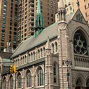 Church at West 65 and Central Park West
