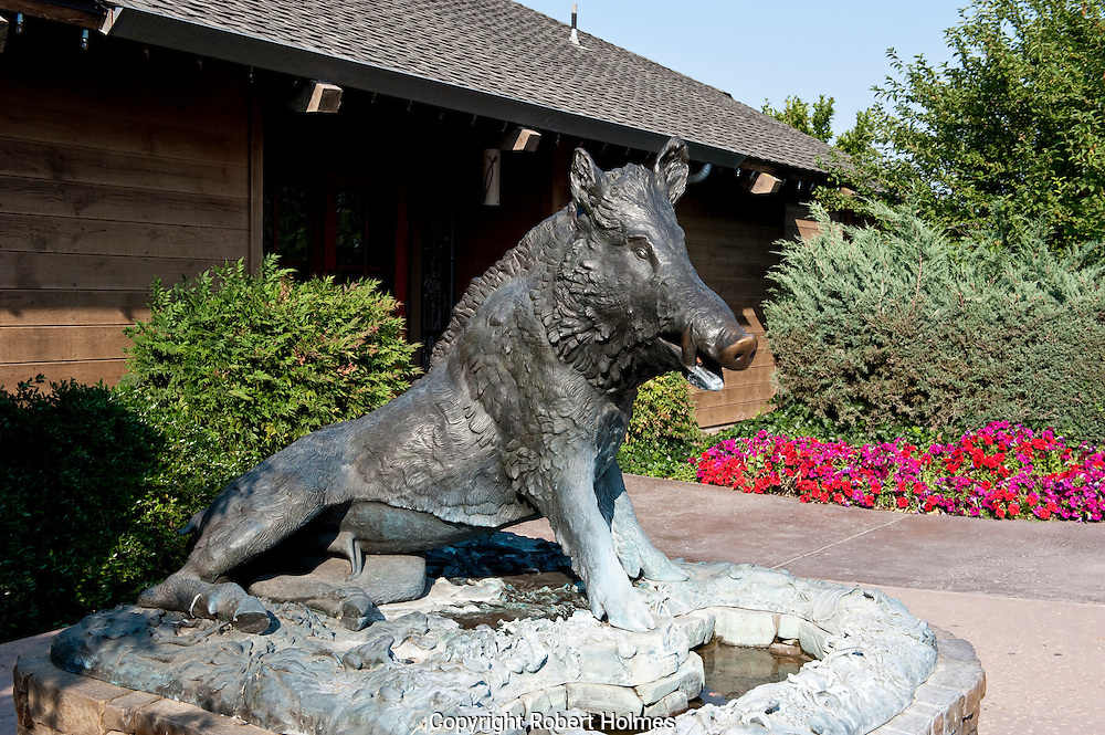 Eberle Winery, Paso Robles, Central Coast, California