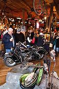 Mike Wolfe's Antique Archaeology American Picker store at Marathon Village in Nashville, TN.