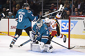 20141126 - Calgary Flames @ San Jose Sharks