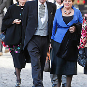 BEL/Brussel/20101120 - Huwelijk prinses Annemarie de Bourbon de Parme-Gualtherie van Weezel en bruidegom Carlos de Borbon de Parme, Lorenz, Aartshertog van Oostenrijk-Este