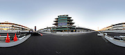 Indianapolis Motor Speedway Panoramic Tuesday, Aug. 20, 2013.
