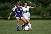 Gloucester County College  vs. Harcum College Womens Soccer - 09/12/2011