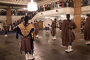 LONDON SCOTTISH REGIMENT, The Royal Caledonian Ball 2017, Grosvenor House, 29 April 2017