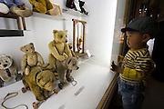 Jeju Island. Jungmun Tourist Complex. Teddybear Museum.