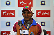 Cricket - India v West Indies 1st Test D1