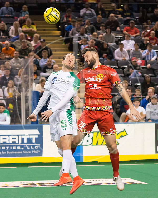 The Baltimore Blast defeat the Dallas Sidekicks 7-2