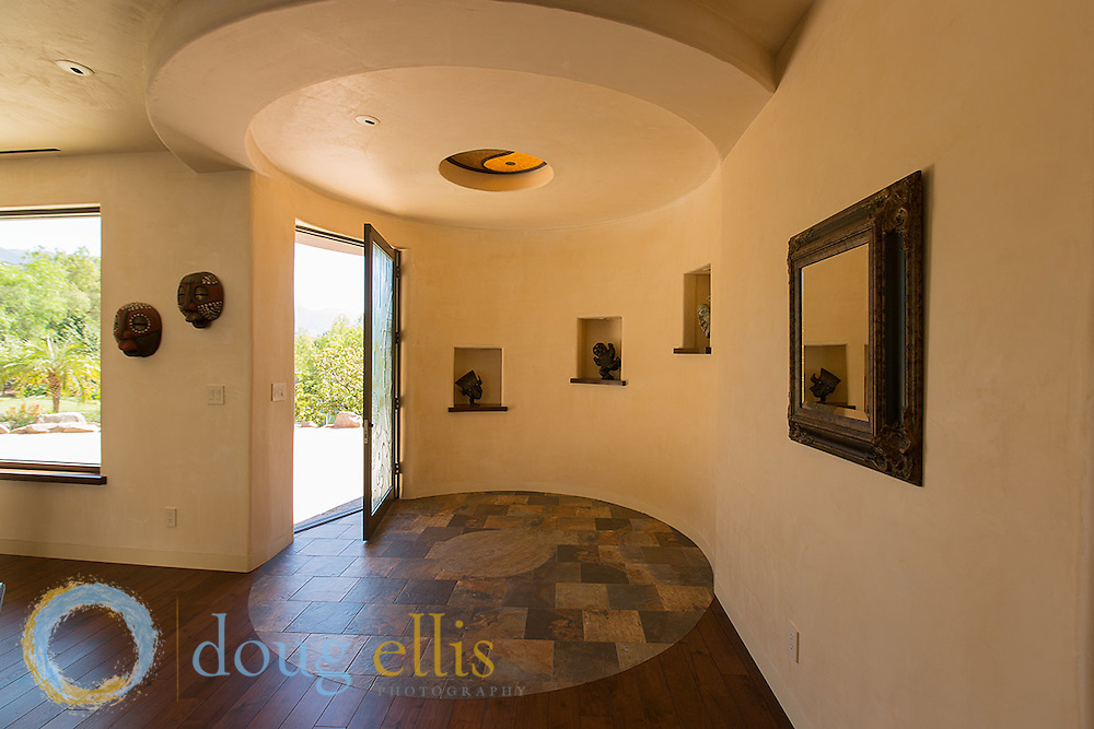 Architectural photos in Ojai for Selman Patrick Residence, Ojai, CA