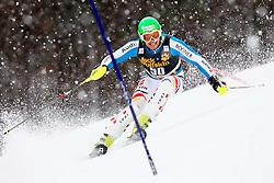 SCHMID Philipp of Germany competes during the 1st Run of 10th Men's Slalom - Pokal Vitranc 2013 of FIS Alpine Ski World Cup 2012/2013, on March 10, 2013 in Vitranc, Kranjska Gora, Slovenia. (Photo By Vid Ponikvar / Sportida.com)