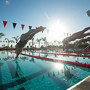 12/02/2016 - Women's Swimming v Pepperdine