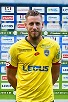 Pierre Gibaud of Sochaux during the FC Sochaux photocall for the season 2017/2018 in Sochaux on September 20th 2017<br /> Photo : Philippe Le Brech / Icon Sport