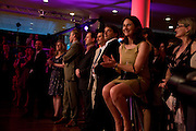 WINNER; KATE SUMMERSCALE LEFT; SHORTLISTED AUTHORS ON RIGHT: SEATED: STEPHANIE PALMER. BBC Four Samuel Johnson Prize party. Souyh Bank Centre. London. 15 July 2008.  *** Local Caption *** -DO NOT ARCHIVE-© Copyright Photograph by Dafydd Jones. 248 Clapham Rd. London SW9 0PZ. Tel 0207 820 0771. www.dafjones.com.