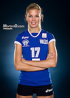 Lykke Degner danish volleyball player
