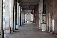 Morocco, Casablanca. art deco architecture,