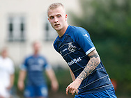 FODBOLD: Måns Herrmann (FC Helsingør) under kampen i Reserveligaen mellem FC København og FC Helsingør den 28. august 2017 på KB's Anlæg. Foto: Claus Birch