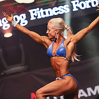 FITN: Physique - Women - Final  - Newcomers 2015