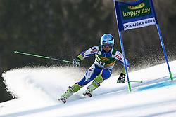 competes during 10th Men's Slalom - Pokal Vitranc 2014 of FIS Alpine Ski World Cup 2013/2014, on March 8, 2014 in Vitranc, Kranjska Gora, Slovenia. Photo by Matic Klansek Velej / Sportida