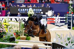 Alvarez Aznar Eduardo, (ESP), Rokfeller de Pleville Bois Margot<br /> Gothenburg Horse Show FEI World Cups 2017<br /> © Hippo Foto - Stefan Lafrentz<br /> 24/02/17