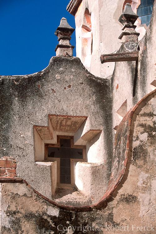 MEXICO, COLONIAL CITIES Atotonilco Sanctuary near San Miguel de Allende, 1810 revolutionary site, now pilgrimage destination