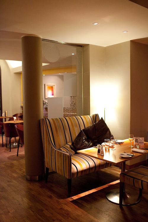 Harts Restaurant, Nottingham