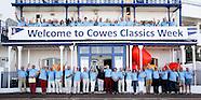 Cowes Classics 2016  - Monday