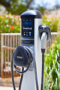 Electric Vehicle Charging Station by Charge Point Network