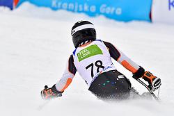 FORSTER Anna-Lena, LW12-1, GER, Women's Slalom at the WPAS_2019 Alpine Skiing World Championships, Kranjska Gora, Slovenia