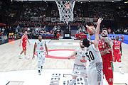 Miroslav Raduljica, EA7 Olimpia Milano vs Pasta Reggio Caserta - Lega Basket Serie A 2016/2017 - Mediolanum Forum Milano 30 ottobre 2016 - foto Ciamillo-Castoria