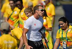 20160816 Rio2016 Olympics - Kajak - Rene Holten finale 1000 m K1