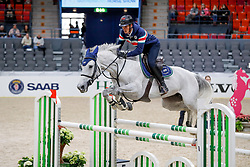 Philippaerts Olivier, BEL, H&M Legend Of Love<br /> Training<br /> Longines FEI World Cup Finals Jumping Gothenburg 2019