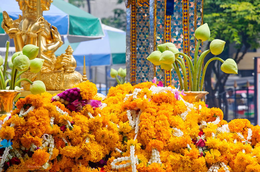 Erawan Shrine Bangkok Thailand