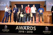 LBA AWORDS 2018/19<br /> Basket Serie A LBA 2018/2019<br /> Premiazioni Sala Buzzati - Rcs<br /> Milano 13 May 2019<br /> Foto Mattia Ozbot / Ciamillo-Castoria