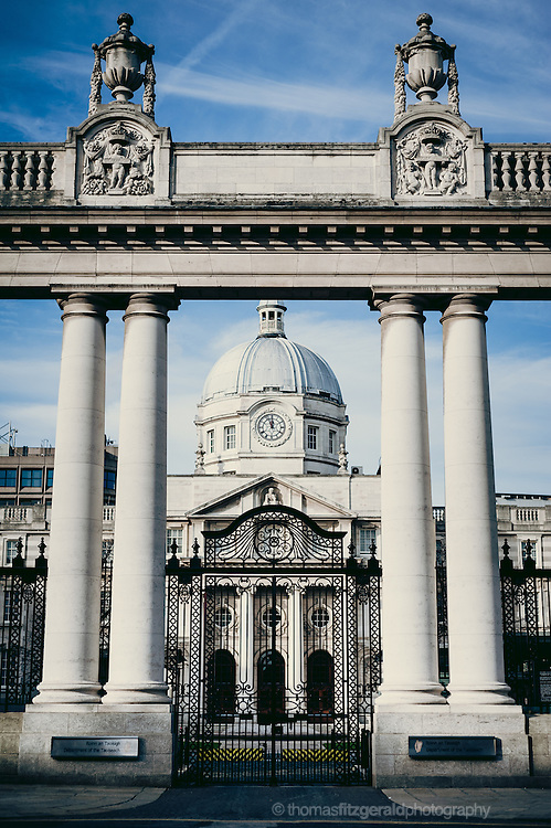Goverment Buildings - Department of the Taoiseach