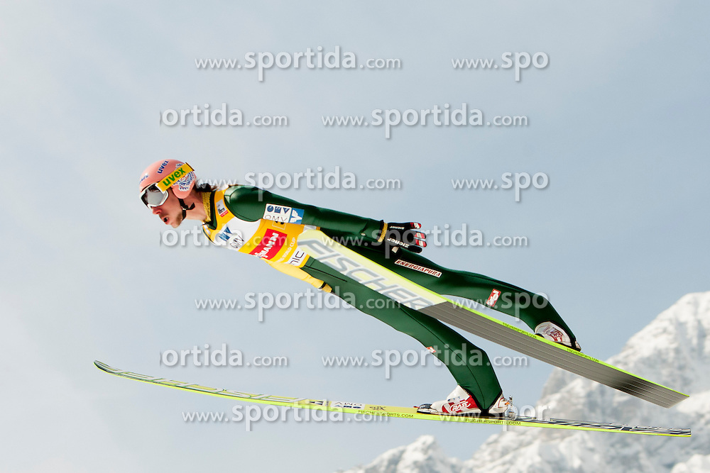 KOCH Martin of Austria during the Flying Hill Team Event at 3rd day of FIS Ski Jumping World Cup Finals Planica 2013, on March 23, 2013, in Planica, Slovenia. (Photo by Urban Urbanc / Sportida.com)