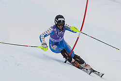 19.12.2010, Val D Isere, FRA, FIS World Cup Ski Alpin, Ladies, Super Combined, im Bild Jessica Lindell-Vikarby (SWE) whilst competing in the Slalom section of the women's Super Combined race at the FIS Alpine skiing World Cup Val D'Isere France. EXPA Pictures © 2010, PhotoCredit: EXPA/ M. Gunn / SPORTIDA PHOTO AGENCY