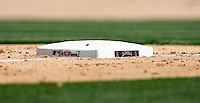 May 5, 2007: Third base detail as the Chicago White Sox played the Los Angeles Angels of Anaheim at Anaheim Stadium in Anaheim, CA.